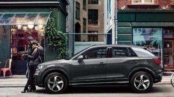 Audi Q2 の車両情報