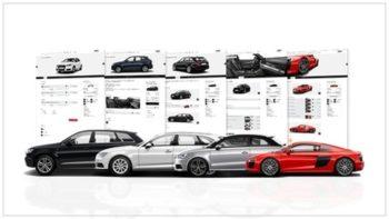 Audi Q2の価格シミュレーションをする